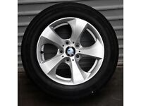 "16"" BMW Alloys - JOB LOT - 10 SETS - 50 ALLOYS WITH TYRES"