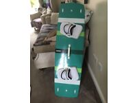 Lost kitesurf board