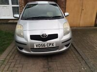 TOYOTA YARIS 1.4 D4D DIESEL 1 OWNER FROM NEW