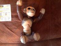 Interactive Zoomer Chimp