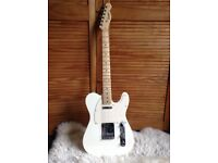 *BARGAIN* Yamaha TRBX 174 Bass Guitar & Fender Squier Affinity Telecaster