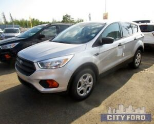 2017 Ford Escape 4x4 4dr S