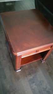 2 side tables. $35 each. Both $60