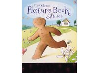 Usborne picture book gift set