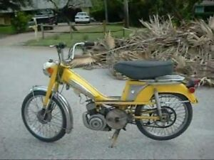 1970s Mobylette Moped project for sale