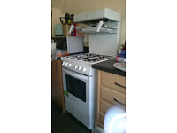 NEW WORLD - 50THLG 50 cm Gas Cooker - White