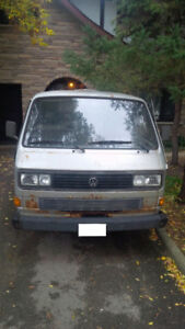 1986 Volkswagen Transporter Pickup Truck - AS IS