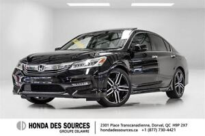 2016 Honda Accord Sedan L4 Touring CVT