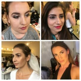 Qualified Professional Make Up Artist