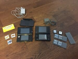 Nintendo 3DS and DSi + Games!! Please Contact!