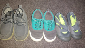 Toddler size 9 shoes $5 each pair