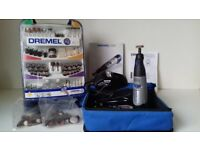 Dremel Kit and Accessories Galore
