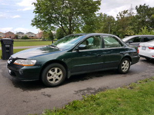 2000 Honda Accord SE - Immaculate condition - low kms
