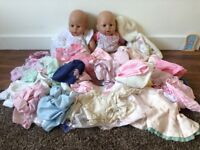 Baby Annabell Doll Baby Bundle. Girls. Bargain. £10 to clear