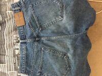 Men's Calvin Klein denim shorts