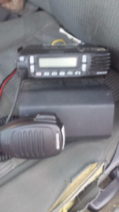 Kenwood NX-700 two way radio