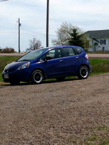 2010 Honda Fit + cash for your AWD/4x4