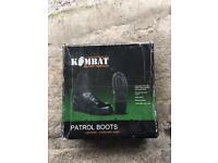 Kombat Military Boots