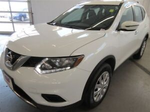 2016 Nissan Rogue S! AWD! BACK-UP! ONLY23K!