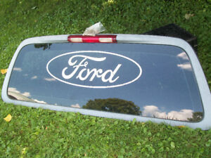 FORD Truck REAR WINDOW Assembly