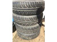 Brand New TOYO SNOWPROX 175/65R14 Tyres + Wheels