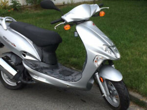 Scooter KYMCO VITALITY 2009