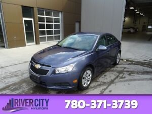 2014 Chevrolet Cruze LT TURBO Accident Free,  Bluetooth,  A/C,