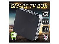 smart android box with extras