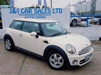 MINI HATCH COOPER 1.6 COOPER D 3d 108 BHP A GREAT EXAMPLE INSIDE AND (white) 2007