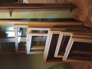 Storm windows/screens for sale
