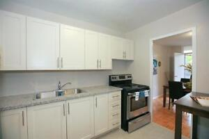3 Bedroom - Spacious & Renovated - Walk to Don Mills Station!