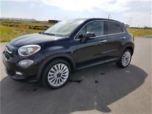 2016 Fiat 500X LOUNGE | LEATHER | SUNROOF | REMOTE START
