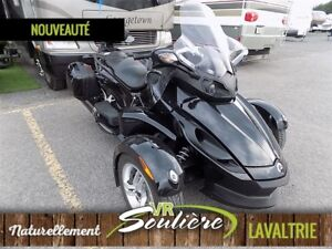 2012 Can-Am Spyder RS
