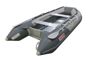 Bateau / Boat - 11ft Inflatable Fishing or Tender Boat (QC)
