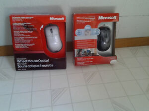 Microsoft Wheel Mouse Optical / Comfort Optical Mouse 3000