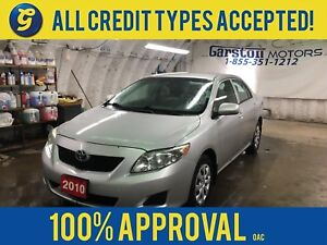 2010 Toyota Corolla CE*KEYLESS ENTRY*POWER WINDOWS/LOCKS/HEATED
