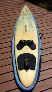 High end Windsurfing boards