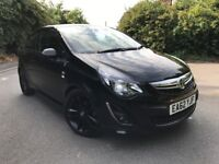 2012 Vauxhall Corsa 1.2 16v Limited Edition 3dr a/c One Owner From New 11months Mot Service History