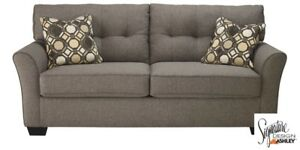 Tibbee Slate Sofa