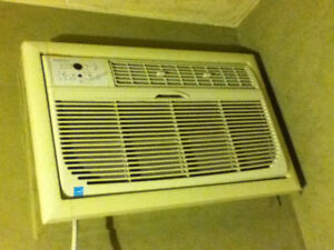 12,000 BTU Energy Star Through the Wall Air Conditioner with Rem