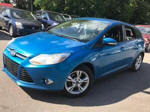 2012 Ford Focus SE,PL,PW,AC,RADIO,CD ,ALLOYS CERTIFIED