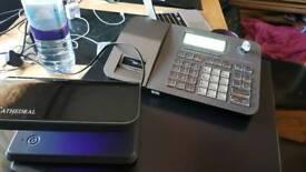 Casio till and counterfeit machine