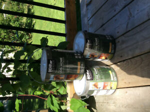 3 Gallons Behr Log Home Finish