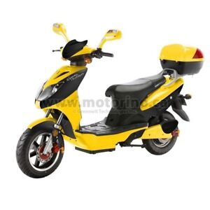 Motorino XPh Electric Scooter