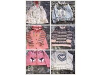 Baby girls clothes bundle Age 1-2 years mainly next