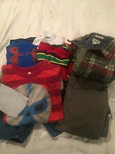 Back to school boys size 5, assorted name brand