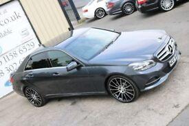 LATE 2013 MERCEDES E CLASS E250 CDI SE AUTO 202BHP AUTO SALOON (FINANCE & WARRANTY AVAILABLE)