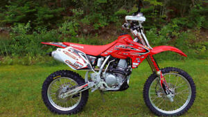 BRAND NEW 2014 CRF 150 RB
