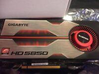 Gigabyte ATI Radeon HD 5850 1GB GDDR5 SDRAM