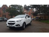 Hyundai iX35 4WD Top Spec incl. SatNav, Reverse Cam,Heated seats + much more. Looking for quick sale